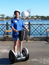 EPCOT Center Segway Tour, Orlando